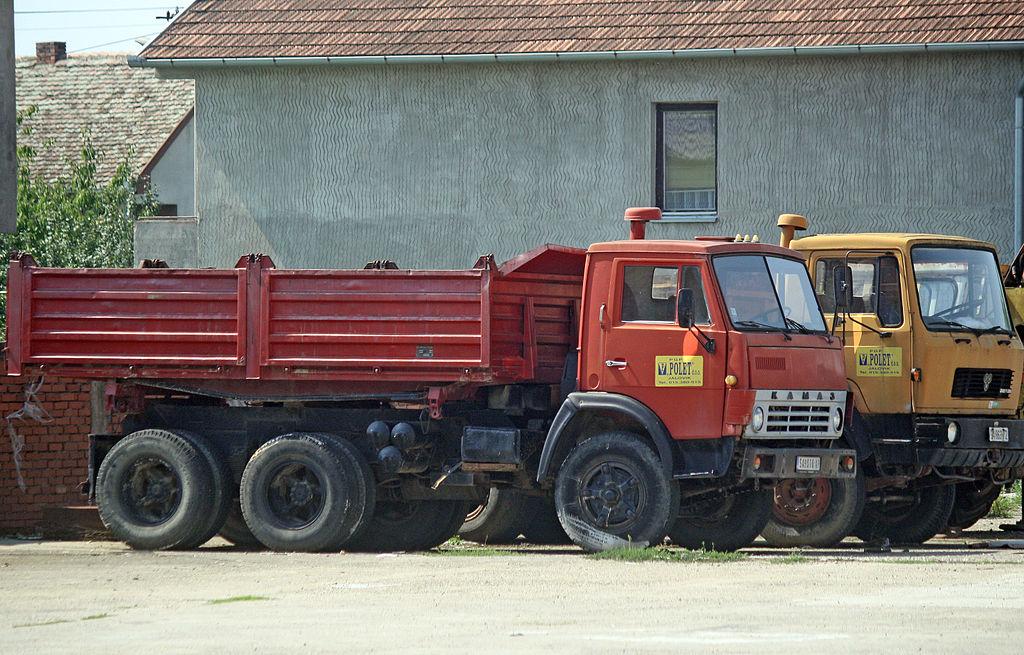 В КАМАЗ назвали самые популярные модели за всю историю