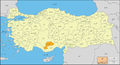 Karaman-Provinces of Turkey-Urdu.png