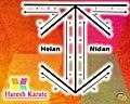 Karate Kata Heian-Pinan Nidan Pattern.jpg