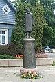 Karlis Baumanis Denkmal Limbazi.jpg