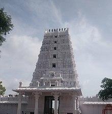 Karmanghat Hanuman Temple - Wikipedia