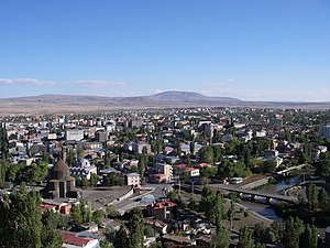 Kars, a city in northeast Turkey and the capit...
