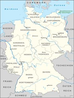 Southeast Rügen Biosphere Reserve biosphere reserve in Mecklenburg-Vorpommern, Germany