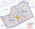Karte von Nikolsdorf, ehem. Vorstadt von Wien und dessen Lage in den heutigen Bezirken.png
