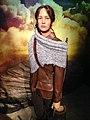 Katniss Everdeen (Jennifer Lawrence) figure at Madame Tussauds London (31139647115).jpg