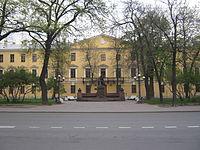 Kavalry Nikolaevsky school (fasad).JPG