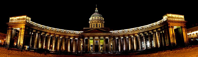 File:Kazan Cathedral, St. Petersburg, Russia.jpg