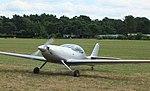 Keiheuvel Impulse Aircraft i100TD OO-F03 01.JPG