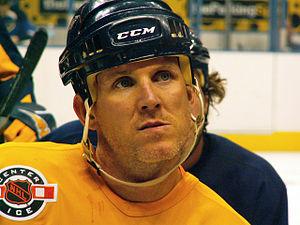 Keith Tkachuk - Tkachuk in 2008