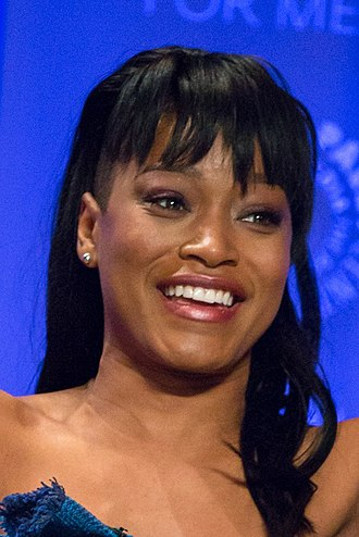 Keke Palmer - Palmer at the Paleyfest in 2016