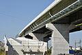 Ken-O Expressway Satte under construction 10.jpg