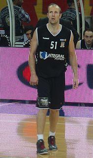 Bosnian basketball player