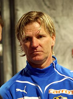 Kent Bergersen Norwegian footballer and manager