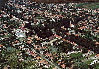 Kecskemét District - Image: Kerekegyháza 1