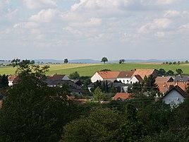 Kerlingen in Saargau