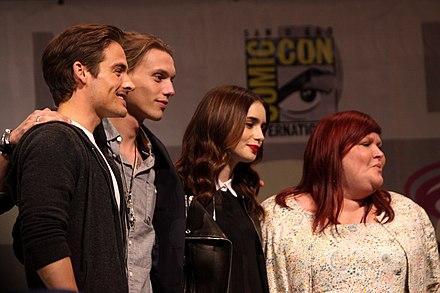 jak długo Jamie i Lily się spotykają