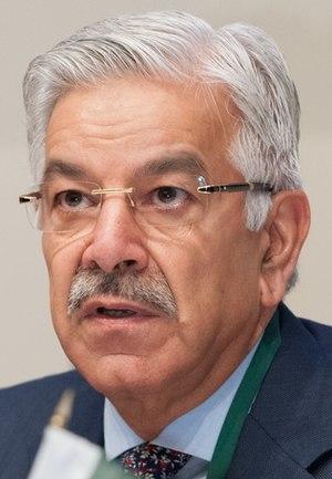 Khawaja Muhammad Asif - Asif in 2015