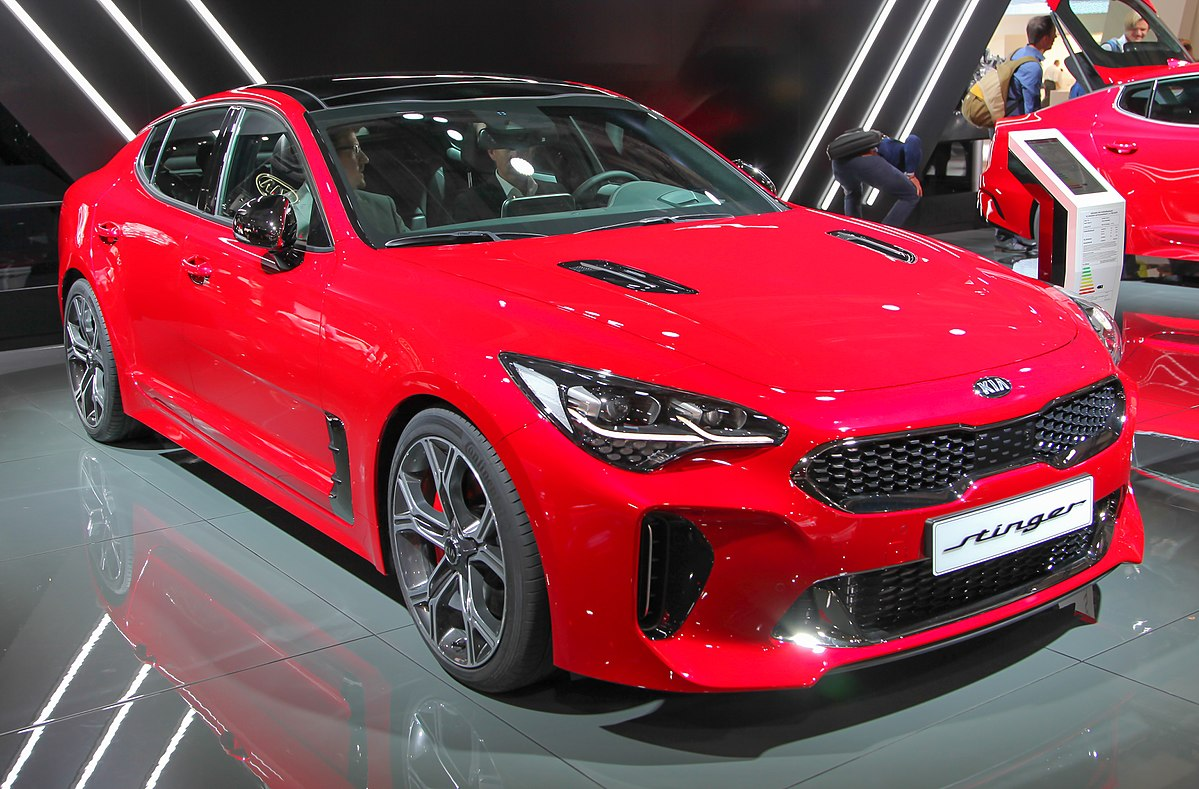 Kia Stinger - Wikipedia
