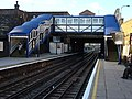 Kilburn High Road Station, Footbridge - geograph.org.uk - 698360.jpg