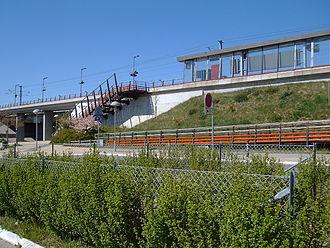 Kildedal station - Image: Kildedal Station 9
