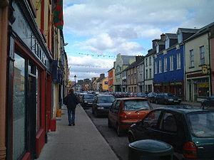 Kiltimagh - Image: Kiltimagh