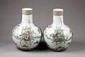 Kinesiska porslinsvaser från 1700-talet - Hallwylska museet - 96155.tif