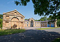 Kings Weston Stables by the architect Robert Mylne, 1763.jpg