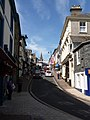 Kingsbridge, looking up Fore Street - geograph.org.uk - 1466084.jpg