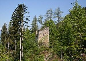 Ruine Klingenhorn