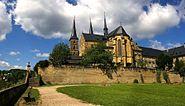 Kloster Michaelsberg Parkseite