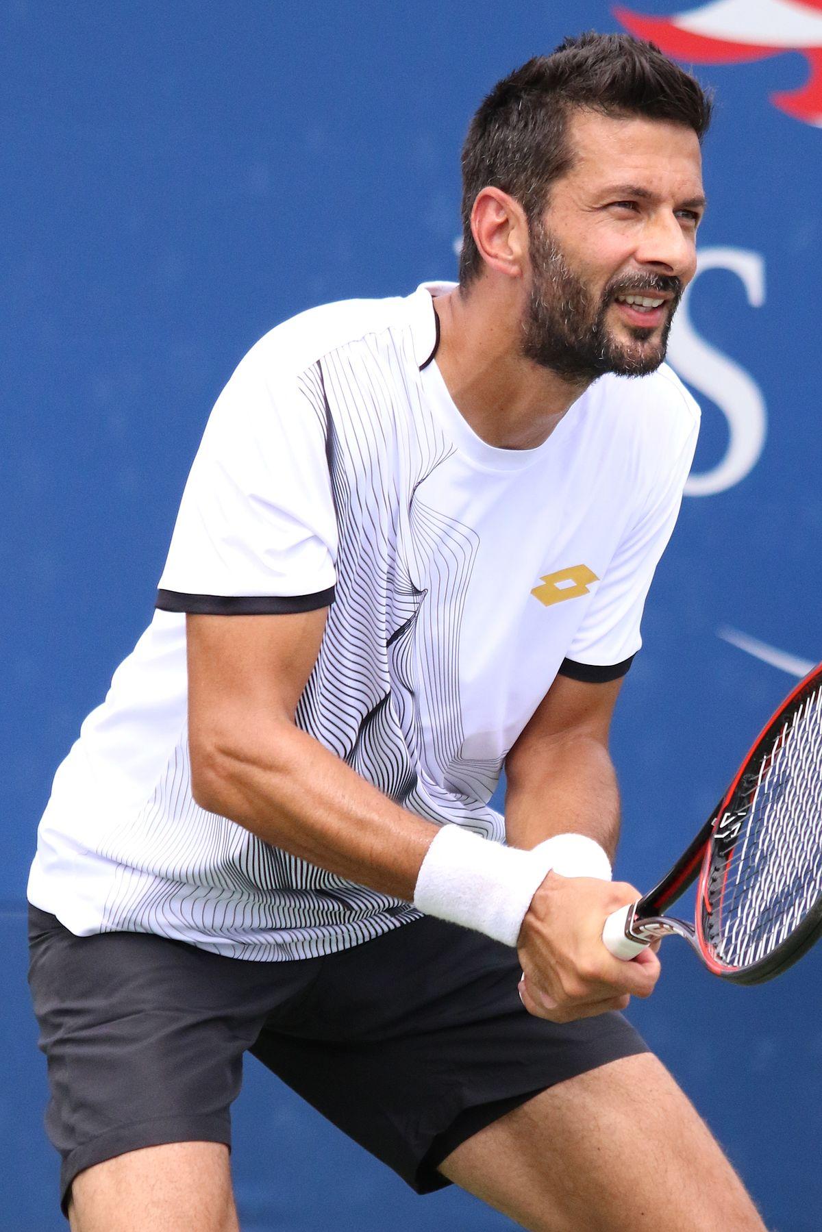 Österreich Tennisspieler
