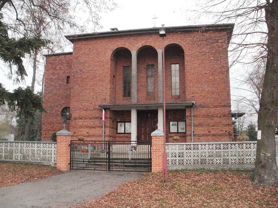 St. Nicholas Church, Wszembórz