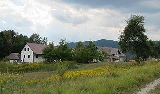 Koče, Kočevje Place in Lower Carniola, Slovenia