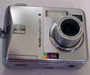 Kodak EasyShare - A camera from the Kodak EasyShare series