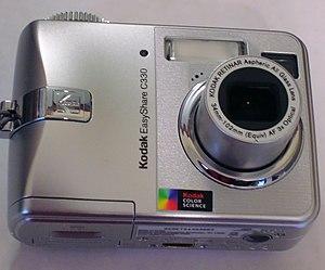 Kodak EasyShare - A camera from the Kodak EasyShare series