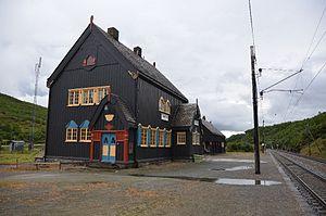 Erik Glosimodt - Kongsvoll Station