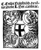 De Catilinae coniuratione - Wikipedia
