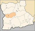 Kresna Municipality Blagoevgrad Oblast map.png