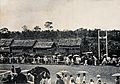 Kuching, Sarawak; view of the racecourse. Photograph. Wellcome V0037400EL.jpg