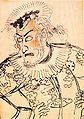 Kuniyoshi Utagawa, The actor sketch.jpg