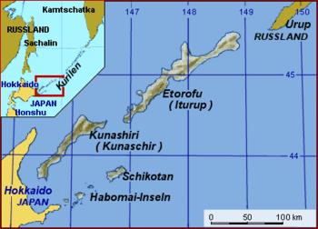 Kuriilien Saaret