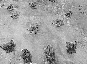 Kwantung Army - Kwantung Army on maneuvers