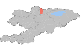 District d'Ysyk-Ata