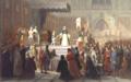 L'Abdication d'Humbert II (Alexandre Debelle).PNG