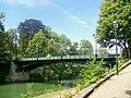 L'Isle-Adam (95), pont de l'Oise, rue de Conti.jpg