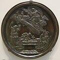 L'antico, tondo col giovane ercole che uccide i serpenti, 1480 ca..JPG