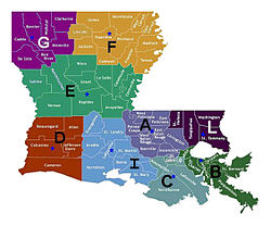 state of louisiana bureau of criminal id