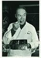 LMDC14 -Robert Linxe en boutique - dégustation BBC 2 1992.jpg