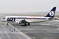 LOT (600th E-jet Livery), SP-LII, Embraer ERJ-175LR (16270471927).jpg