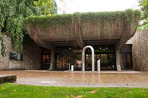 International Museum of Horology - Image: La Chaux De Fonds Musee D Horlogerie CH1